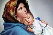 ألقاب مريم العذراء من حيث أمومتها للسيد المسيح